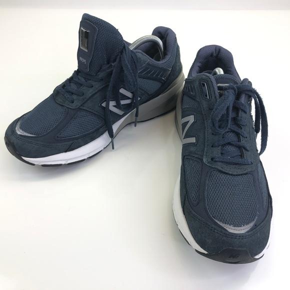 quality design ef329 342f1 Men's New Balance 990 V5 Shoes Size 10 Wide UK 9.5